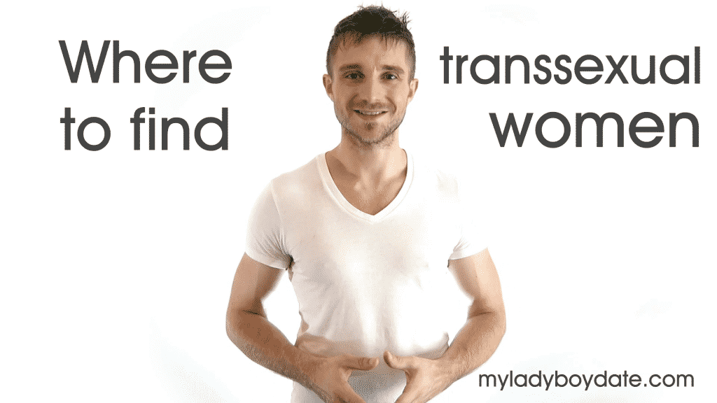 how to find a transgender woman