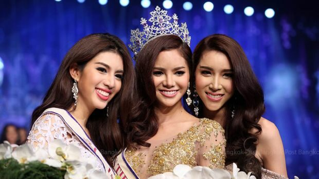 Miss Tiffany Universe TV Show
