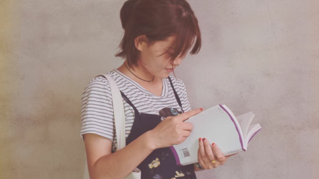 a student