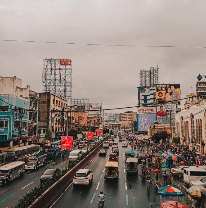 Filipino streets
