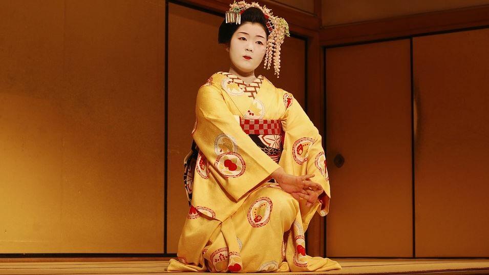 a Kabuki