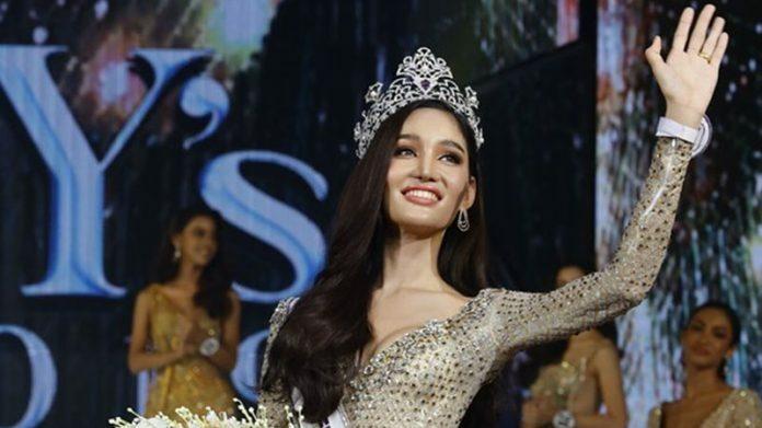 Lauréate de Miss Tiffany 2019
