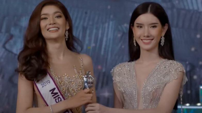 gagnantes de Miss Tiffany Universe