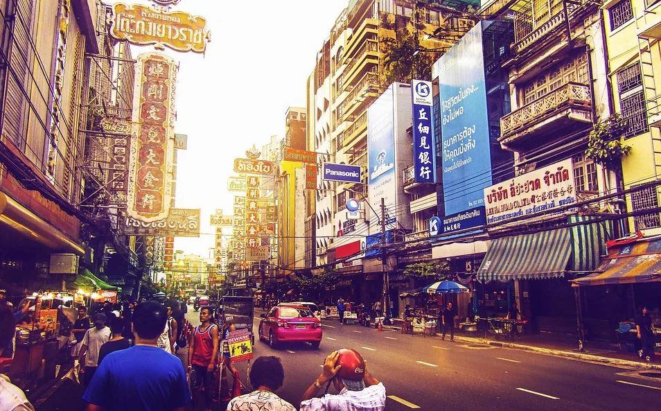 ville de Bangkok
