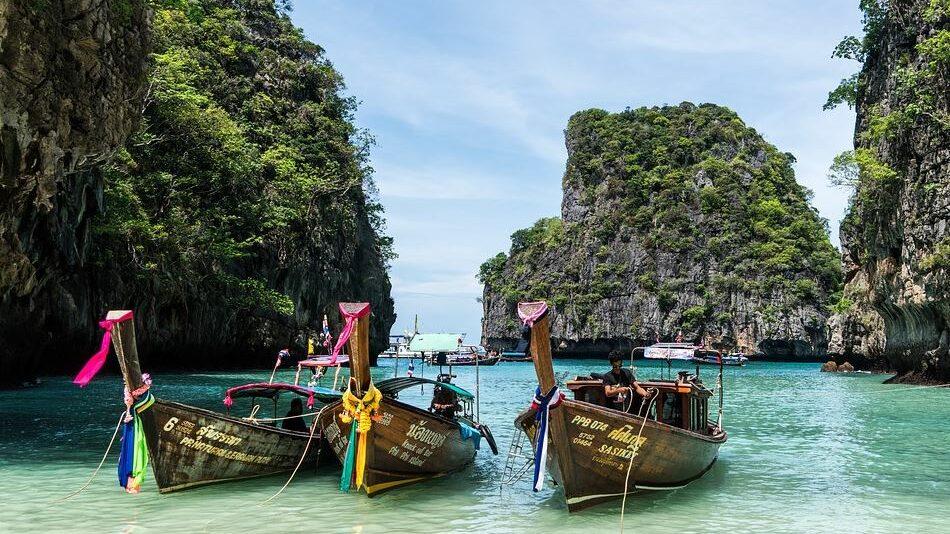 Vue de Phuket
